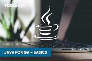 Java for QA - Basics