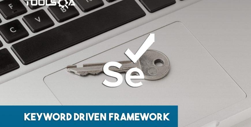 Keyword-Driven-framework
