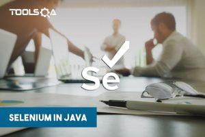 Selenium in Java